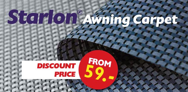 Starlon Awning Carpet