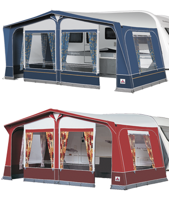 Montana Super Lux Awning