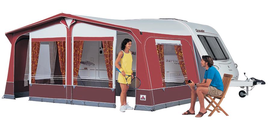 Dorema Caravan Awnings